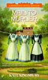 Maid to Murder (Pennyfoot Hotel Mystery )