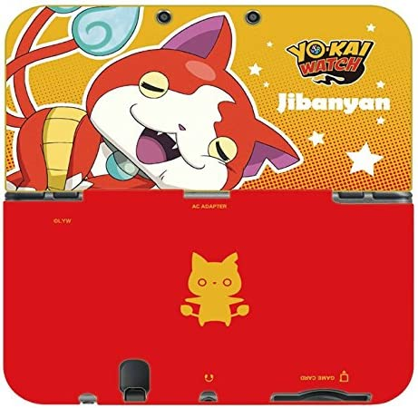 Hori - Carcasa Duraflexi Yo-Kai Watch, Jibanyan XL (New Nintendo 3DS): Amazon.es: Videojuegos