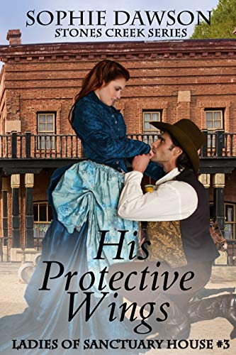 Protective Wing - His Protective Wings (Stones Creek Ladies of Sanctuary House Book Book 3)