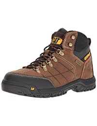 Caterpillar Mens Threshold Wp Industrial Boot