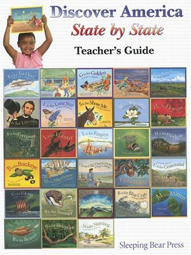 Discover America: Teacher's Guide (Discover America State by (Discover America)