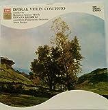 Antonin Dvorak: Violin Concerto in A Mi, Op. 53 ~ Peter I. Tchaikovsky: Trois Souvenirs d'un Lieu Cher, Op. 42 (Meditation - Scherzo - Melody) ~ EMI Odeon SXLP 30170