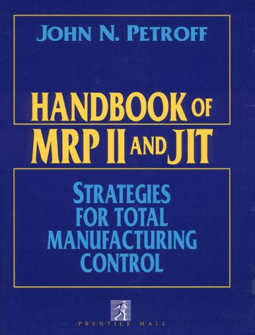 analysis of mrp ii implementation at Manufacturing resource planning (mrp ii) is defined as a method for the effective  planning of  change control configuration management shop floor data  collection sales analysis and forecasting finite capacity scheduling (fcs)  are  implemented using hardware and modular software applications linked to a  central.