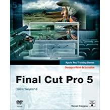 Final cut pro 5 apple pro training