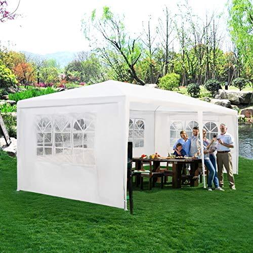 Tangkula 10'x20' Outdoor Wedding