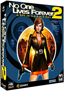 Amazon com: No One Lives Forever 2: A Spy In H A R M 's Way: PC