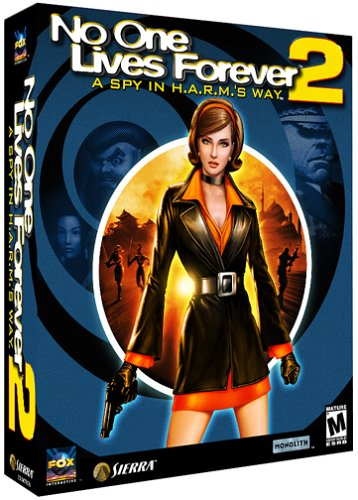 - No One Lives Forever 2: A Spy In H.A.R.M.'s Way