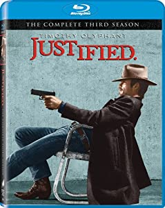 Cover Image for 'Justified: The Complete Third Season'