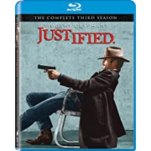 Justified: Season 3 [Blu-ray] (2015)