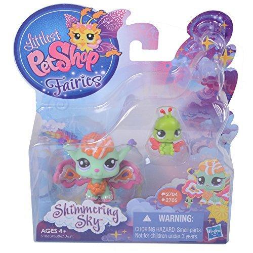 (Littlest Pet Shop, Fairies, Shimmering Sky, Sunscape Fairy and Ladybug #2704 ...)