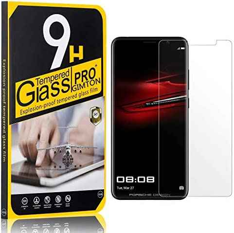 GIMTON Displayschutzfolie für Huawei Mate RS, Ultra klar Schutzfilm aus Gehärtetem Glas, Anti Kratzen Displayschutz Schutzfolie für Huawei Mate RS, 1 Stück