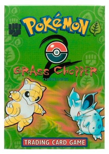 Pokemon Base Set 2 Grass - Chopper (Deck Pokemon Base)