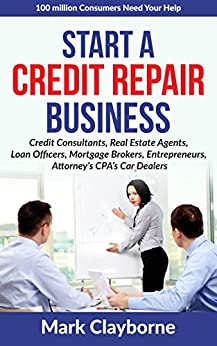 Credit Repair Business Transcribed Interview ebook product image