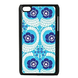 French Twist Sky iPod Touch 4 Case Black Exquisite gift (SA_567810)
