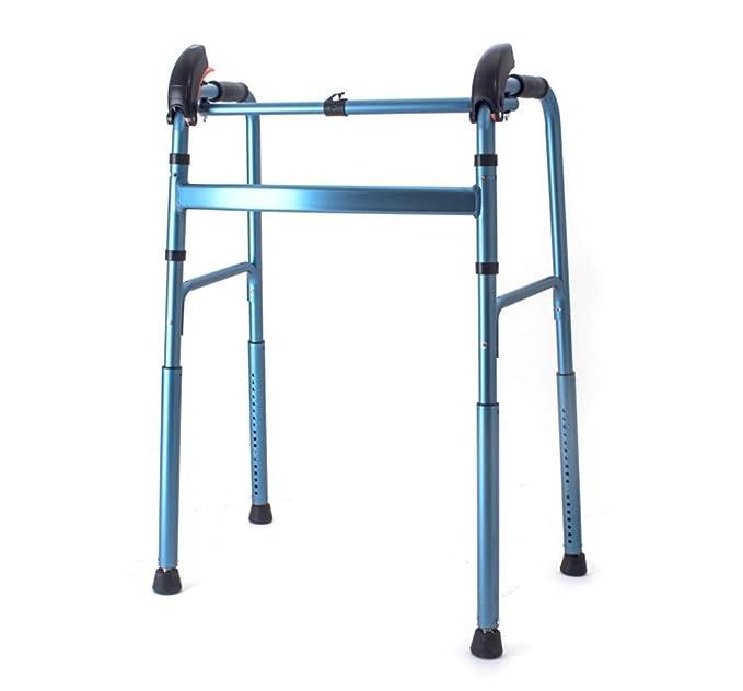 H.aetn Caminante Anciano Azul escaleras Arriba y Abajo Walker ...