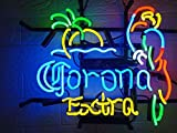 LDGJ Neon Home Beer Bar Pub Recreation Room Game Lights Windows Glass Wall Signs Party Birthday Bedroom Bedside Table Decoration Gifts (Not LED)