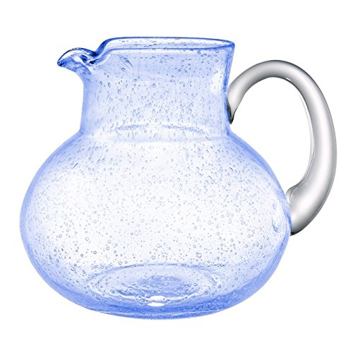 Artland 50701A Iris Pitcher, 90 oz, Light Blue