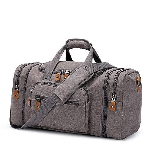 Plambag Canvas Duffle Bag
