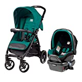 Peg Perego Booklet Travel System - Aquamarine