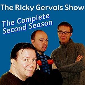 Ricky Gervais Show Hörspiel