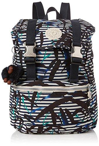 Kipling Women's Experience S Backpack Multicolour (Bamboo Stripes)