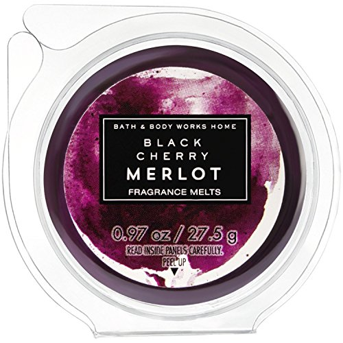 Bath & Body Works Wax Home Fragrance Melt Black Cherry Merlot