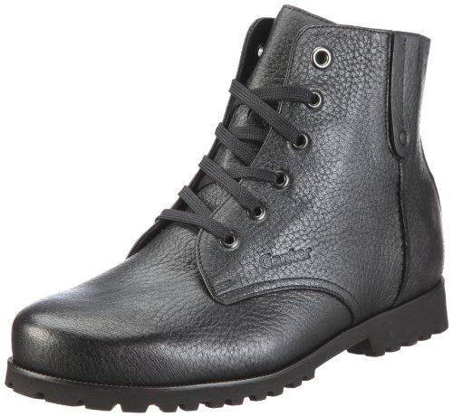 Ganter Gregor, Weite G 2-257350-01000 - Botas de cuero para hombre Negro