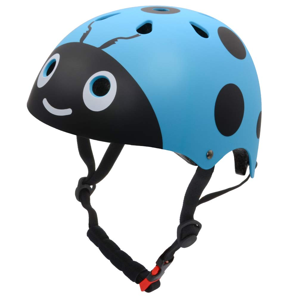 Suitable for Toddler Kids Ages 3-8 Boys Girls FerDIM Kids Adjustable Helmet Multi-Sport Safety Cycling Skating Scooter Helmet