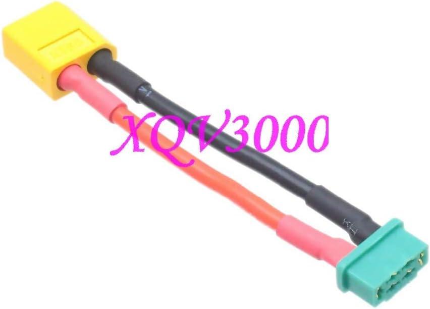 Ochoos MPX Multiplex Female to XT60/XT-60 Male Connector ...