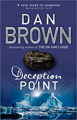 Image result for deception point dan brown