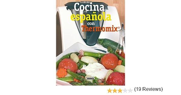 Cocina Española Con Thermomix (El Rincón Del Paladar) eBook: Equipo Susaeta, Equipo Susaeta: Amazon.es: Tienda Kindle
