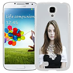 Unique and Fashionable Cell Phone Case Design with Kaya Scodelario Galaxy S4 Wallpaper in White