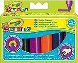 Crayola 8 Jumbo Crayons Assorted Colours