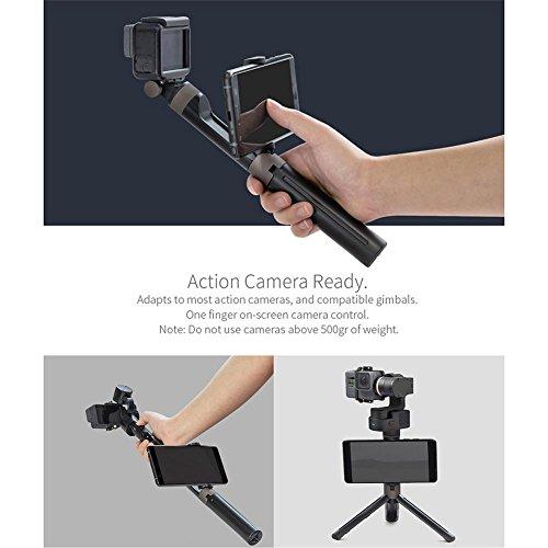 RONDA Gimbal Handle Stabilizer for Dji Mavic Air Portable Universal Bracket Tripod Holder with Phone Holder Mount by RONDA (Image #7)