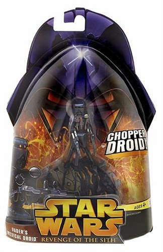 [Star Wars Revenge of the Sith Vader's Medical Droid Chopper] (Star Wars Chopper)