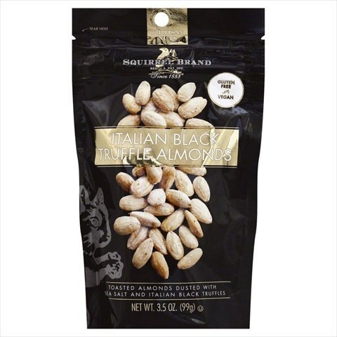 Squirrel Brand Nut Almond Itln Blk Trffl by Southern Style Nuts