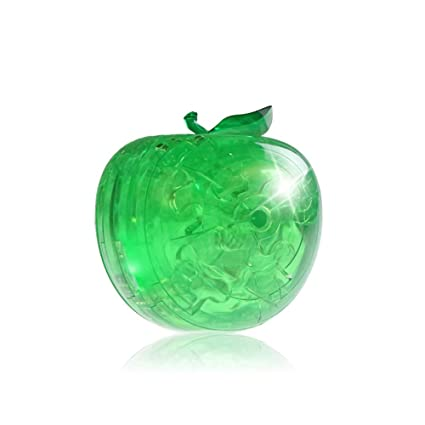 Amazon com: Floralby 3D Crystal Tomato/Apple with Light DIY