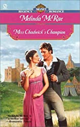 Miss Chadwick's Champion (Signet Regency Romance)