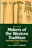 The Makers of the Western Tradition Vol. 2 : Portraits from History, , 0312506155