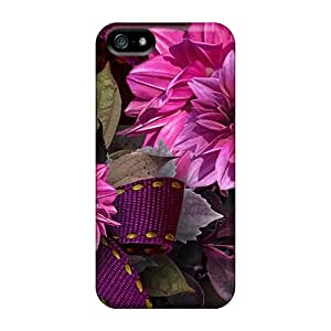 High Quality GMlvarez Picture Of Beauty Skin Case Cover Specially Designed For Iphone - 5/5s
