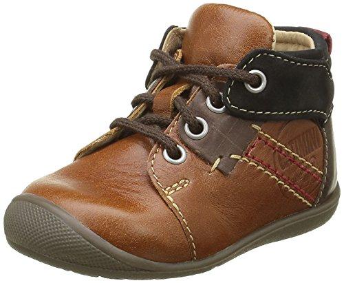Catimini Cardinal - Zapatos de primeros pasos Bebé-Niñas Marrón - Marron (14 Vtu Camel Dpf/Kimbo)