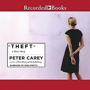 Theft Audiobook