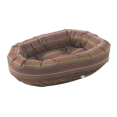 Bowsers Donut Dog Bed Size: Medium, Color Jester