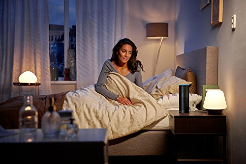 Philips Hue White Ambiance A19 60W Equivalent Dimmable LED Smart Bulb (Works with Alexa, Apple HomeKit, and Google Assistant)