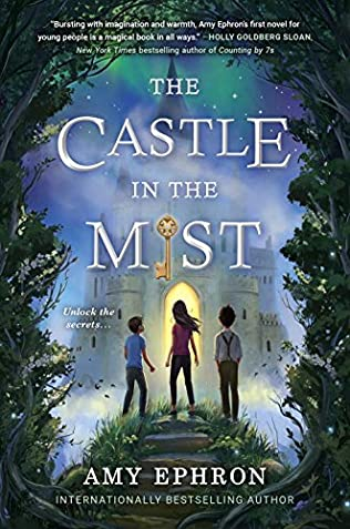 book cover of The Castle in the Mist
