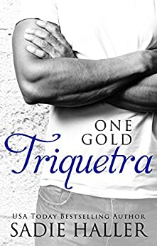 One Gold Triquetra (Dominant Cord Book 3) by [Haller, Sadie]