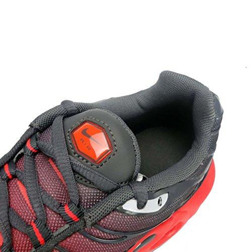 Shoes Crimson Nike Grey Gs Dark Running Boys' Plus Max Air CwOFCYq