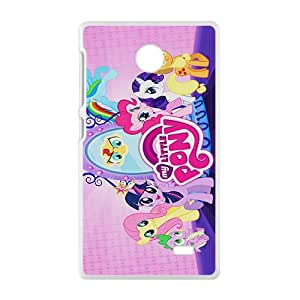 New Style Custom Picture My little pony Case Cover For Nokia Lumia X