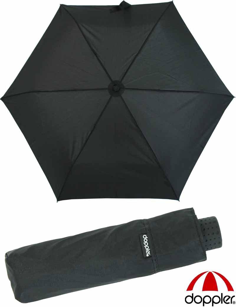 Paraguas Doppler Super Mini paraguas La habana Bordado - estable negro: Amazon.es: Ropa y accesorios