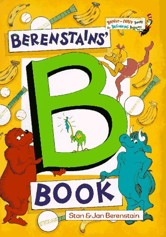 The Berenstains' B Book (Bright & Early Books(R))